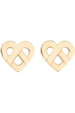 POIRAY Women Earrings - Caur entrelacé Earrings