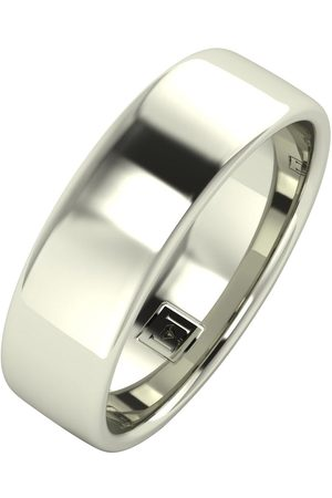 Love GOLD 9Ct Gold Premier Collection 6Mm Heavy Weight Wedding Band