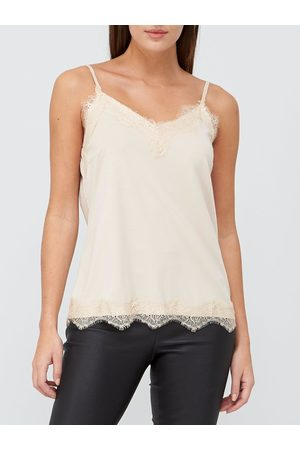 Coster Copenhagen Lace Strap Top