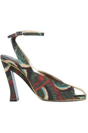 DRIES VAN NOTEN FOOTWEAR - Sandals