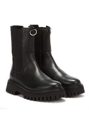 Bronx Groov-y High Chelsea Womens Boots