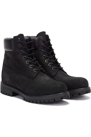 Timberland Premium 6 Inch Nubuck Mens Leather Boots