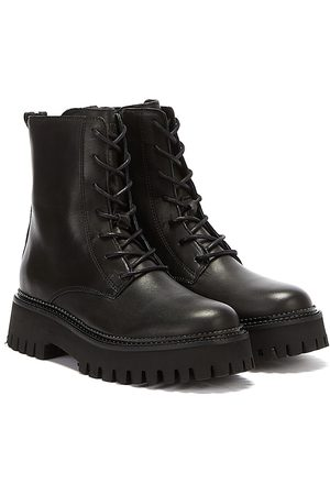 Bronx Women Lace-up Boots - Groov-y Lace Up Womens Boots