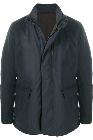 Ermenegildo Zegna High-neck padded jacket
