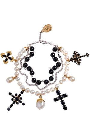 Dolce & Gabbana Family beaded bracelet