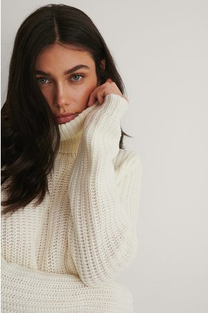 Rut & Circle Tinelle Roll Knit - Offwhite
