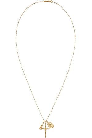 Dolce & Gabbana Men Necklaces - Sicily charm-embellished necklace