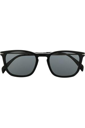Eyewear by David Beckham Sunglasses - Square-frame sunglasses - Metallic
