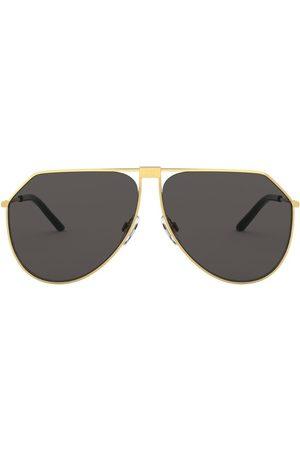 Dolce & Gabbana Slim Aviator Sunglasses
