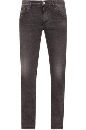 Dolce & Gabbana Faded Skinny Jeans