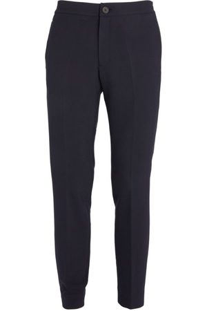 Sandro Stretch Jersey Trousers