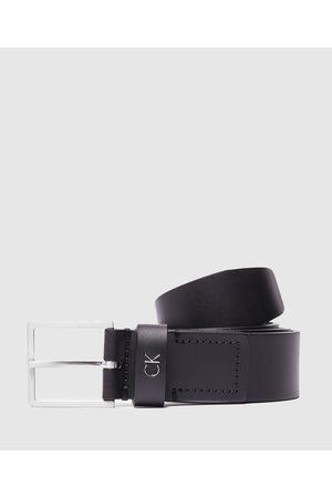 Calvin Klein Men Belts - Men's Small Logo Belt