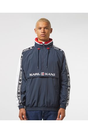 Karl Kani Men's Retro Windbreaker Jacket