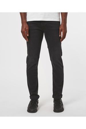 HUGO BOSS Men's Taber Stretch Tapered Jeans