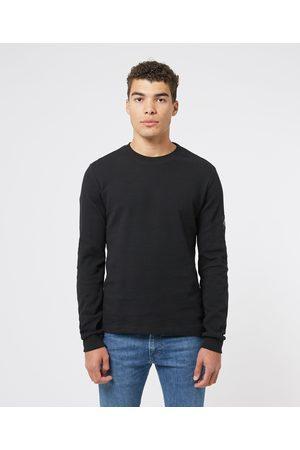 Calvin Klein Men's Waffle Long Sleeve T-Shirt