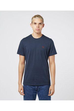 Barbour Men Tops - Men's Sports Short Sleeve T-Shirt