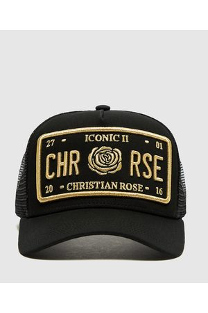 Christian Rose Men's Iconic Cap