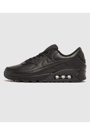 Nike Men's Air Max 90 Leather Trainers