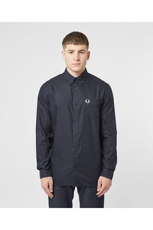 Fred Perry Men Tops - Men's Core Oxford Long Sleeve Shirt