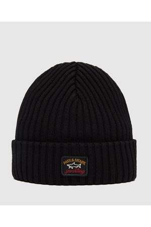 Paul And Shark Men's Patch Beanie