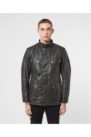 Barbour Men's Duke Wax Padded Jacket