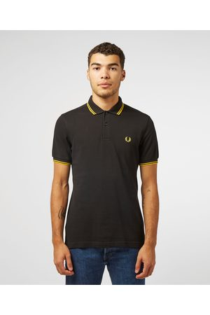Fred Perry Men's Twin Tip Polo Shirt