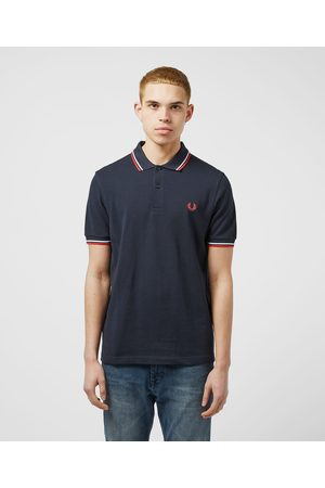 Fred Perry Men's Twin Tipped Short Sleeve Polo Shirt Men's