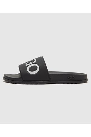 HUGO BOSS Men's Match Slides