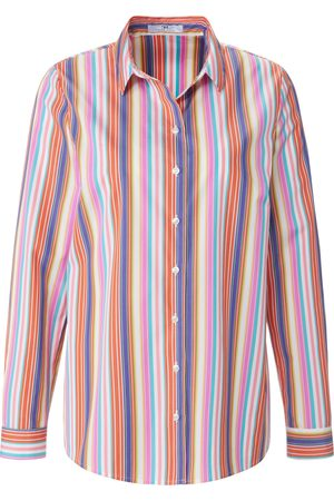 Peter Hahn Blouse in 100% cotton multicoloured size: 10