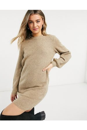 Object Women Knitted Dresses - Knitted Dress in