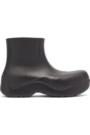 Bottega Veneta Men Boots - Bv Puddle Biodegradable-rubber Ankle Boots - Mens
