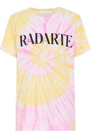 RODARTE Radarte tie-dye T-shirt