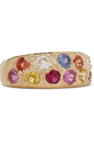 Bleue Burnham Riviera 9-Karat Sapphire Ring