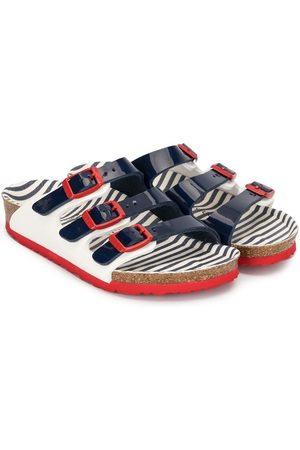 Birkenstock Striped sole sandals