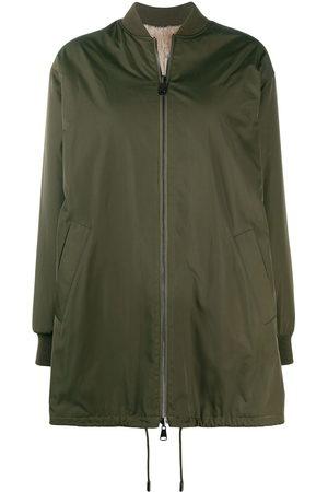 LISKA Oversize bomber jacket