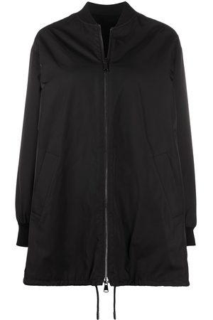 LISKA Oversized bomber jacket