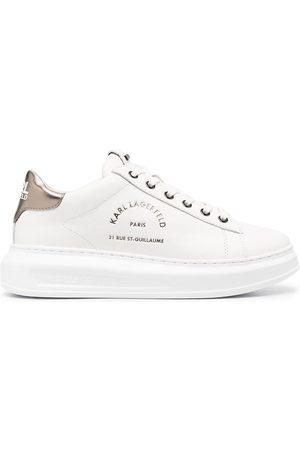 Karl Lagerfeld Kapri Maison chunky-sole sneakers