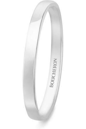 Boucheron Platinum Epure Wedding Band
