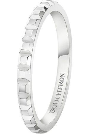 Boucheron Platinum Quatre Clou de Paris Wedding Band