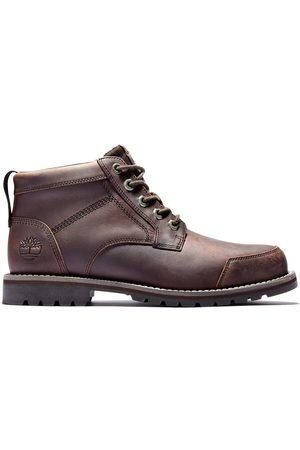 Timberland Larchmont ii leather chukka for men in dark dark , size 7