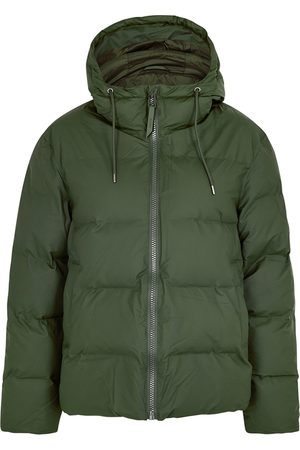 Rains Forest Quilted Shell Jacket