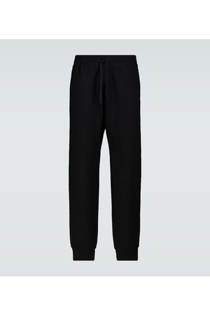 Tom Ford Knitted cashmere trackpants