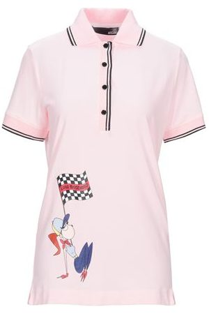 LOVE MOSCHINO TOPWEAR - Polo shirts