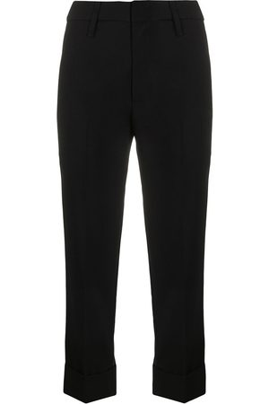 TELA Cropped tailored trousers