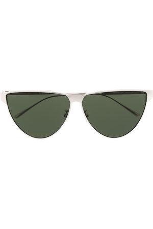 Bottega Veneta Eyewear Sunglasses - Tinted cat-eye frame sunglasses