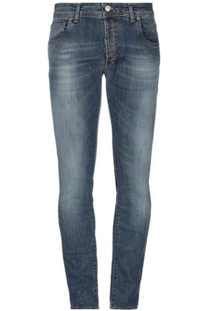 TAKESHY KUROSAWA Men Trousers - DENIM - Denim trousers