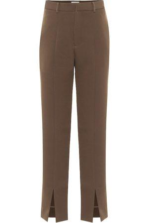 Deveaux New York Piper high-rise slim pants