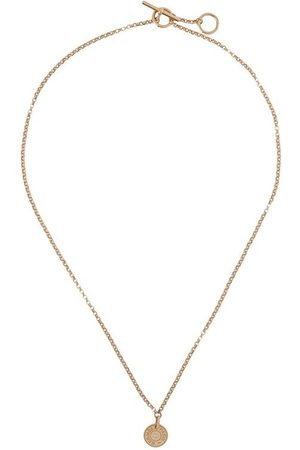 Hermès Pre-owned Cloud de Selle Gambade necklace