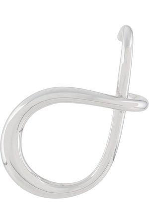 Charlotte Chesnais Women Earrings - Criss Cross single single earring