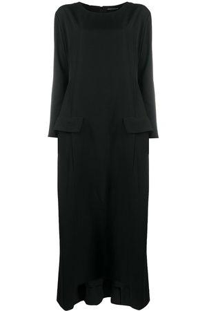 YOHJI YAMAMOTO Button-detail maxi dress